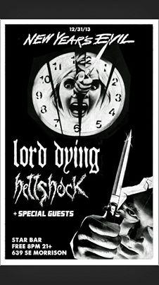 12/31/13 Hellshock/LordDying