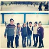 Ice skating in Cupertino leaving the ice rink with hurting ankles and freezing cheeks  #IceSkating #WinteOutings by ExpressMore/Less