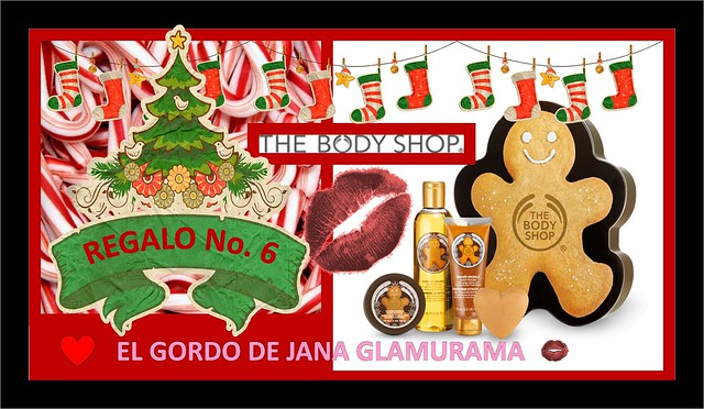 Regalo 6 - The Body Shop