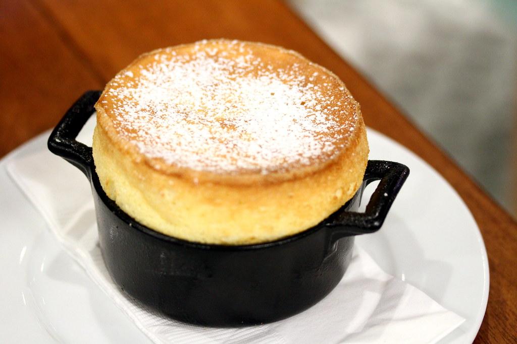 Miam Miam: Vanilla Souffle
