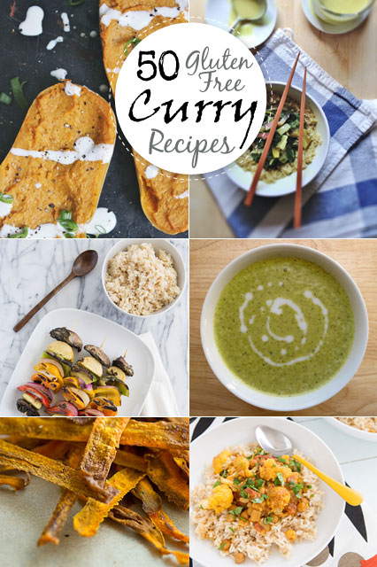 50 Gluten-free Curry Recipes