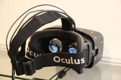 CES 2014: Oculus Rift