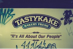 Tastykake on film
