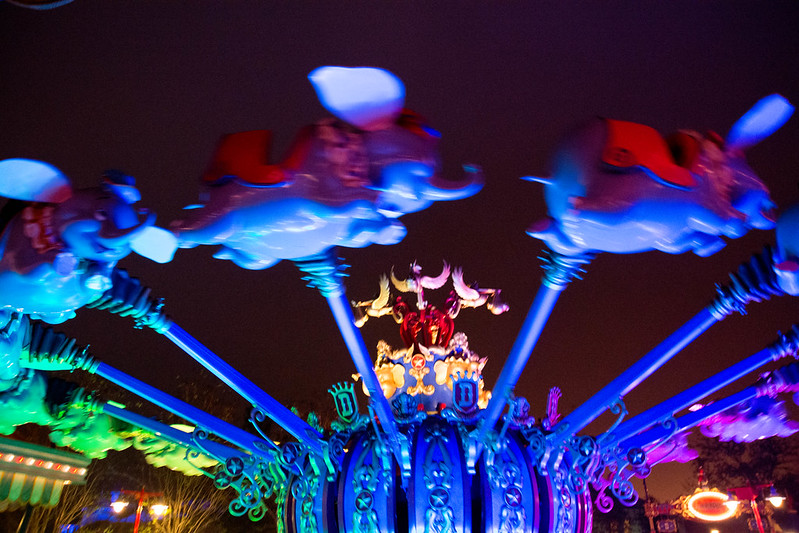 Disney New Fantasyland Dumbo