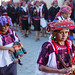 Mayan procession - Chichicastenango by Phil Marion