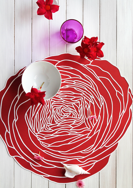 Paper Cutting Centerpiece