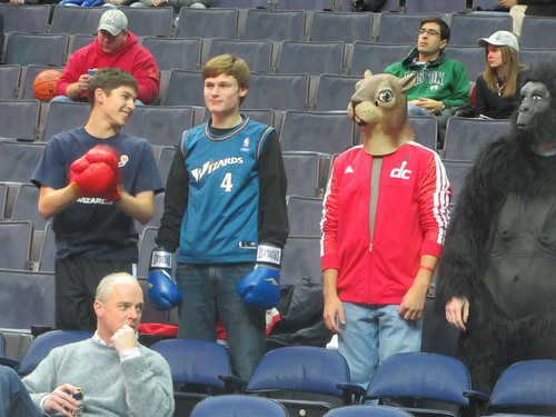 Washington Wizards, Boston Celtics, Truth About It, Adam McGinnis, Wizards Fans