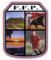 Escudo Federación de Fútbol del Noveno Departamento Paraguarí