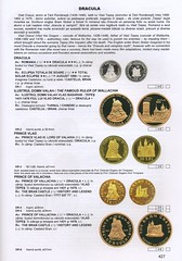 Romania token book 2012 sample page 2