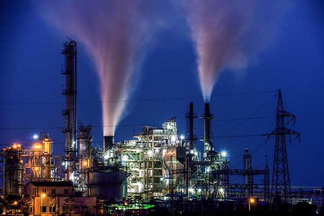 Jansaengpo Industrial Plant (a.k.a. Mordor)