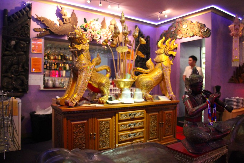 Thai lions