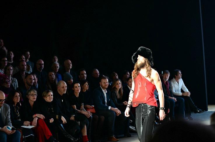 Aziz Bekkaoui Fashion week Amsterdam 2014,Fall Winter 2014
