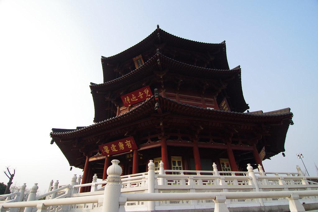 姑蘇城外 - 寒山寺