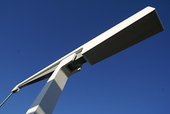 De balans van een ophaalbrug