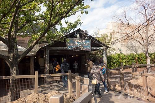 Tokyo DisneySea - Yucatan Base Camp Grill