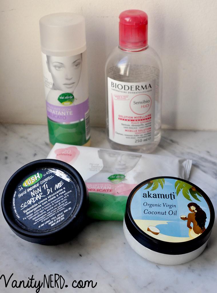 Skincare: Struccanti