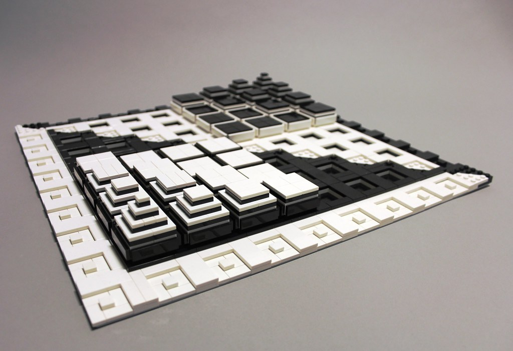 TRENCH®, a portuguese jewel translated into LEGO form