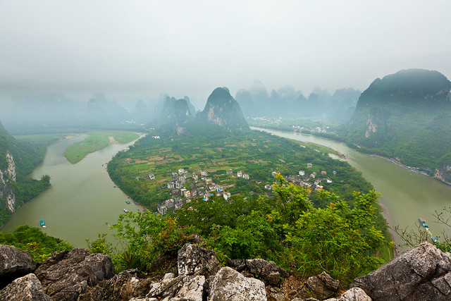 Li River from Xingping