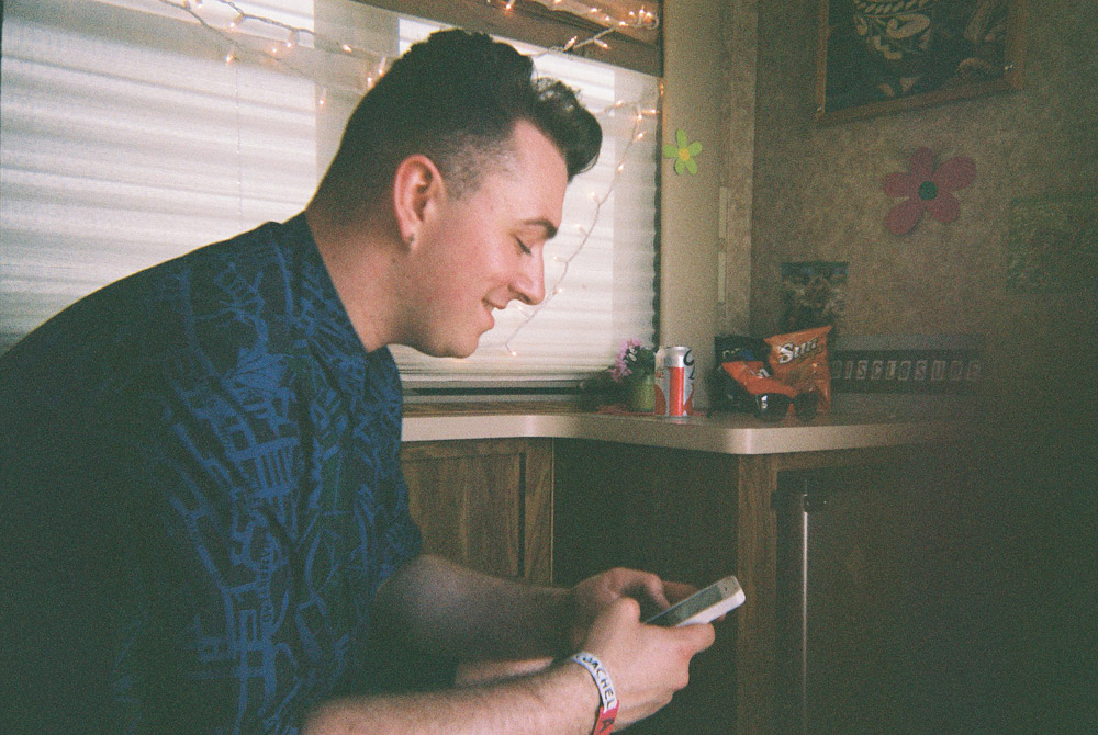 Sam Smith: Tour Diary