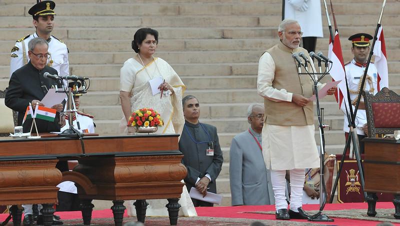 india new prime minister 2014