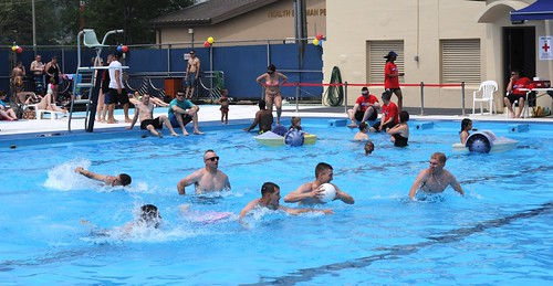 Casey Swimming Pool Opens 2014