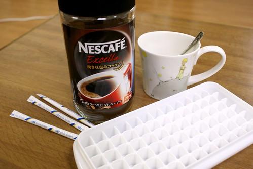 コーヒー氷