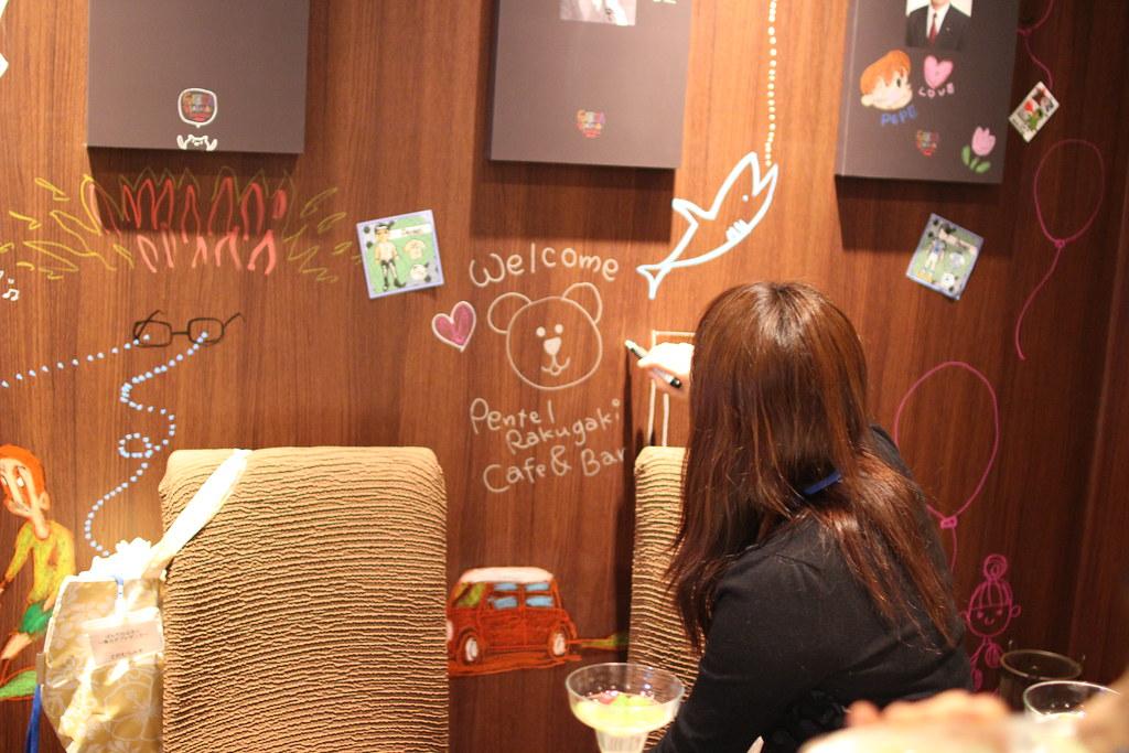 GINZA RAKUGAKI CAFE&BAR by PENTEL_42