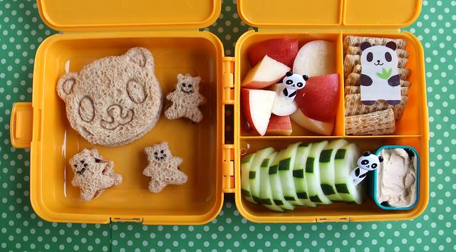 Preschool Bento #659