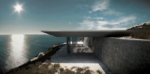 海濱幻象住宅 Mirage House