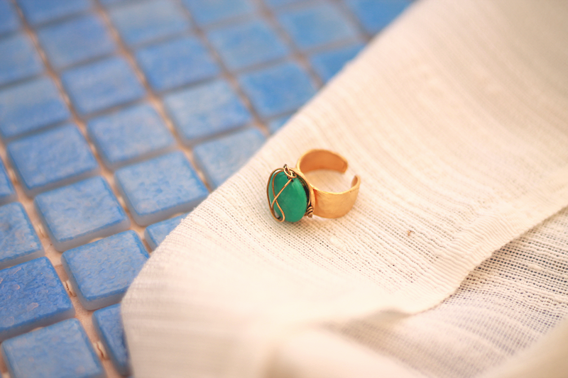 Ring and summer