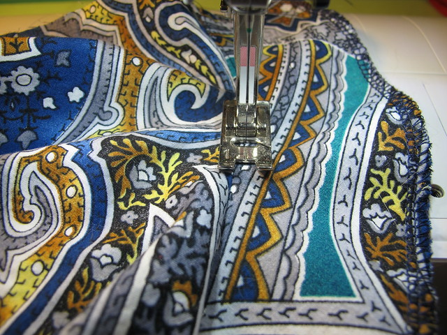OAL 2014 - Sewing the bodice