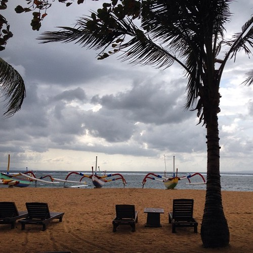 Beachfront at Sanur