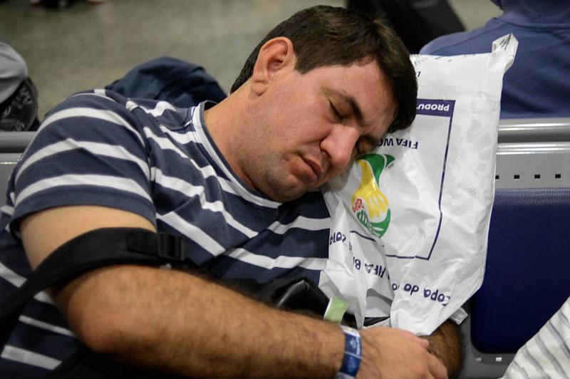 (4)BRASIL-NATAL-MUNDIAL 2014-AFICIONADOS