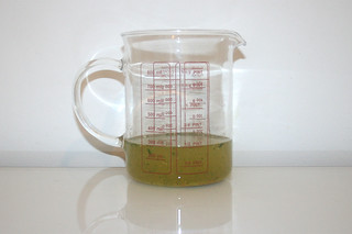 12 - Zutat Gemüsebrühe / Ingredient vegetable stock