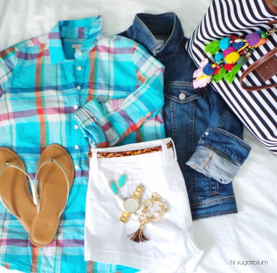 Hi Sugarplum | What to Pack for a  Girl's Weekend or Blog Conference