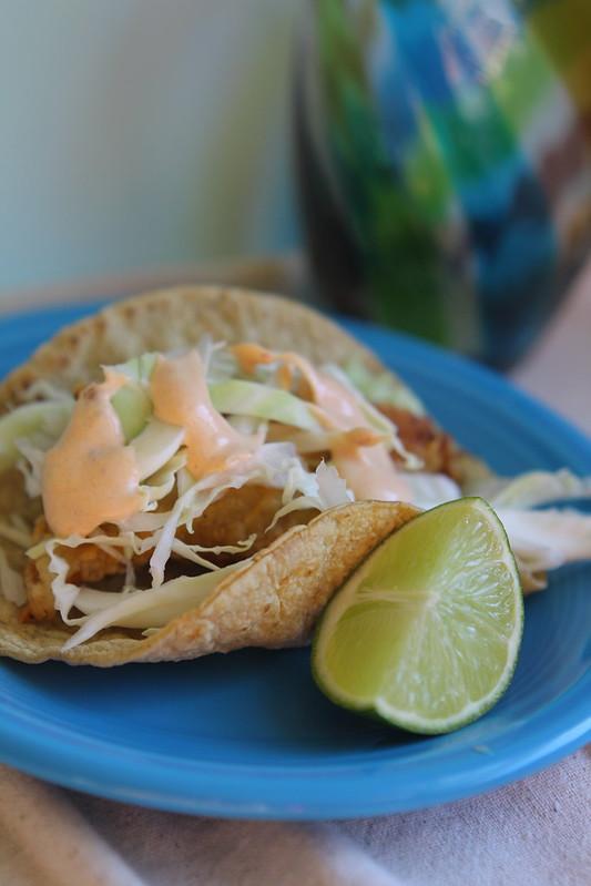 Tacos de Pescado #2