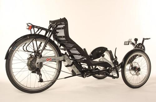 Q-Cycles Trikes QRT-Series