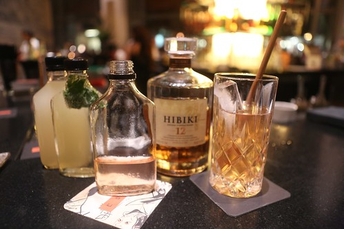 Whiskey Highball at PABU
