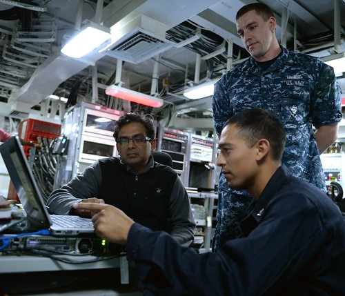 Fleet Experiment Offers Unique Cyber Training Opportunity