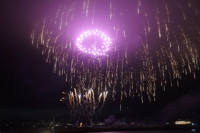 Firework in SF