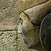 Small photo of Face by the door of Bury Parish Church