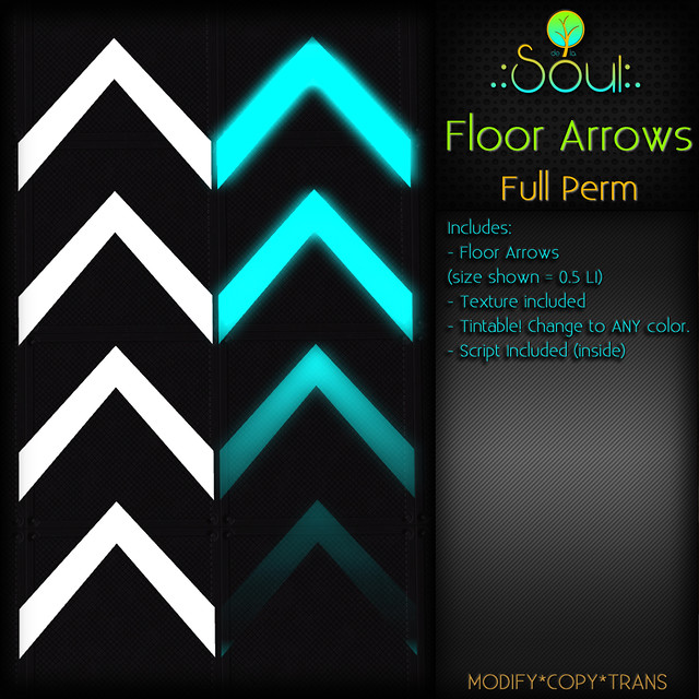 2014 Floor Arrows Full Perm