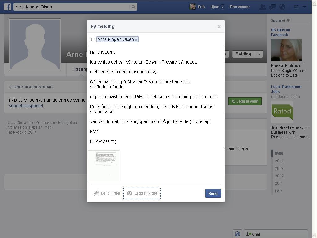 fattern facebook