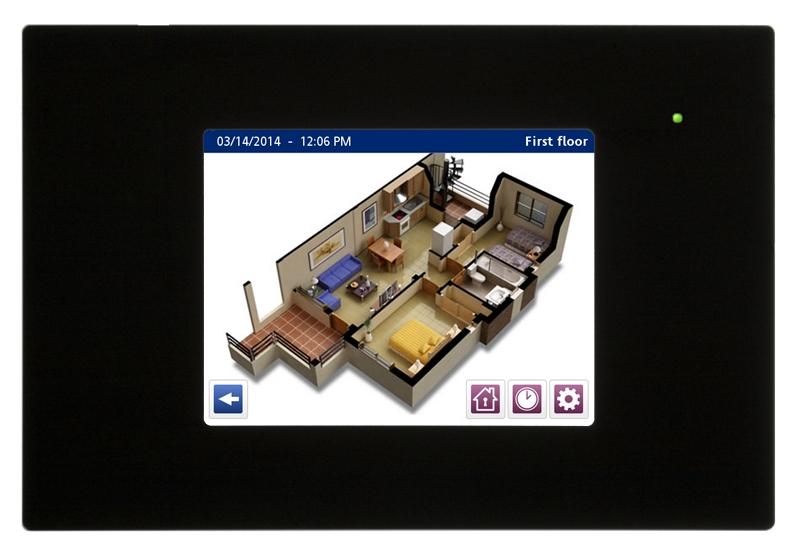 hc1i knx. Black Bedroom Furniture Sets. Home Design Ideas