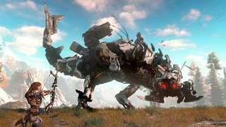 E3 2015: Horizon: Zero Dawn — новая игра для PS4 от Guerrilla Games