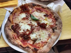 Diovola Pizza in Italy