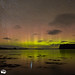 Aurora, Loch Pooltiel, Isle of Skye by Andy Stables