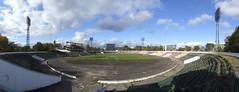 Panorama of Žalgiris Stadium, 28.09.2013.