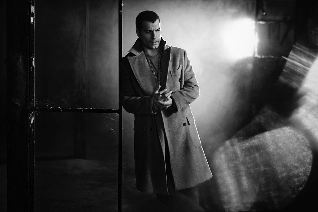 Генри Кавилл — Фотосессия для «DuJour» 2016 – 1