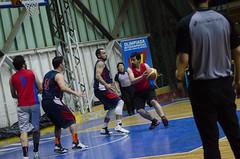 Basquetbol Colegio de Profesores vs TRICOLOR